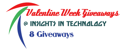 Valentine Week Giveaways from Insights in Technology