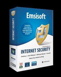 Emsisoft Antimalware 8 Boxshot