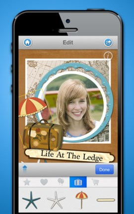30+ Clipart in Picture Collage Maker for iOS