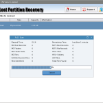 Lost Partition Recovery