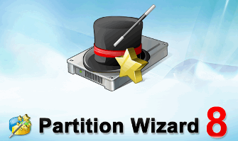 MiniTool Partition Wizard Pro 8 Logo