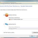 Create Bootable CD DVD USB
