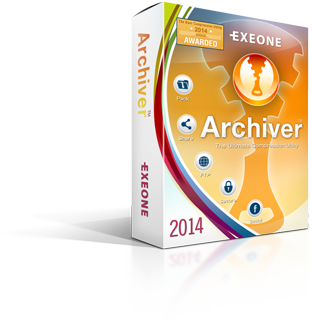 Exeone Archiver 2014