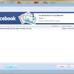Facebook Uploader