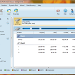 Main GUI - MiniTool Partition Wizard Pro 8