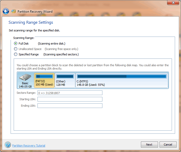minitool partition wizard partition recovery