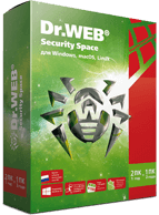Buy Dr. Web Security Space